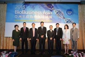 International Biotech Experts Assemble at BioBusiness Asia 2013 to Examine Opportunities in Taiwan, the Asia-Pacific and the World