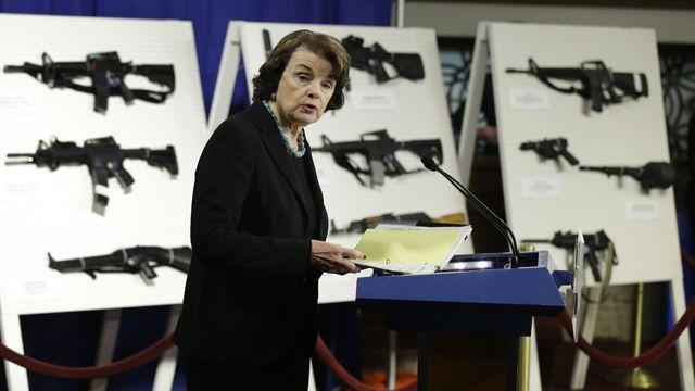 Inside the left's new assault weapons ban