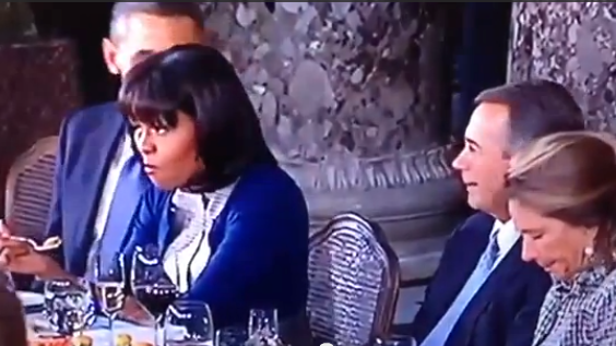 Michelle eye roll