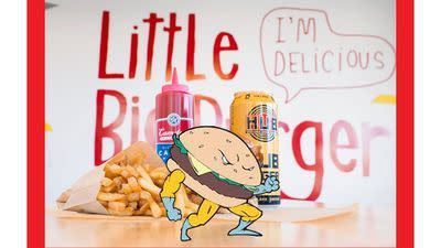 Hooters Holding Company Buys Little Big Burger, Announces New Location