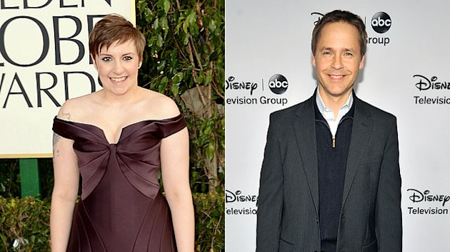 Why Did Lena Dunham Thank Chad Lowe?