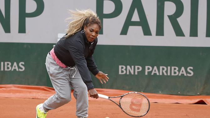 Serena Williams as fluent in French as on red clay
