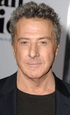 Dustin Hoffman at the Los Angeles premiere of Columbia's Stranger Than Fiction