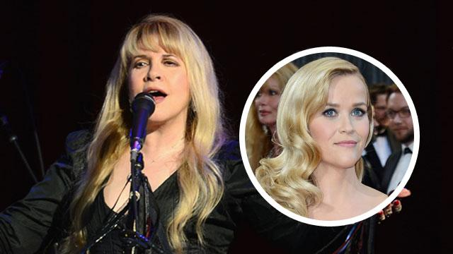 Stevie Nicks: Witherspoon's Too Old to Portray Me