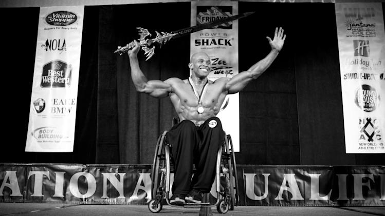 Wheelchair bodybuilding