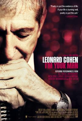 Lionsgate Films' Leonard Cohen: I'm Your Man