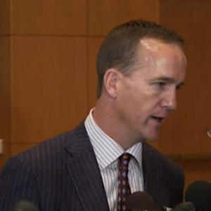 Denver Broncos quarterback Peyton Manning: 'I haven't made a decision'