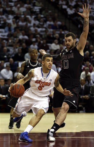 No. 10 Florida rolls to 68-47 win over Texas A&M