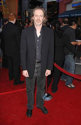 Steve Buscemi at the premiere of Universal Pictures' I Now Pronounce You Chuck & Larry