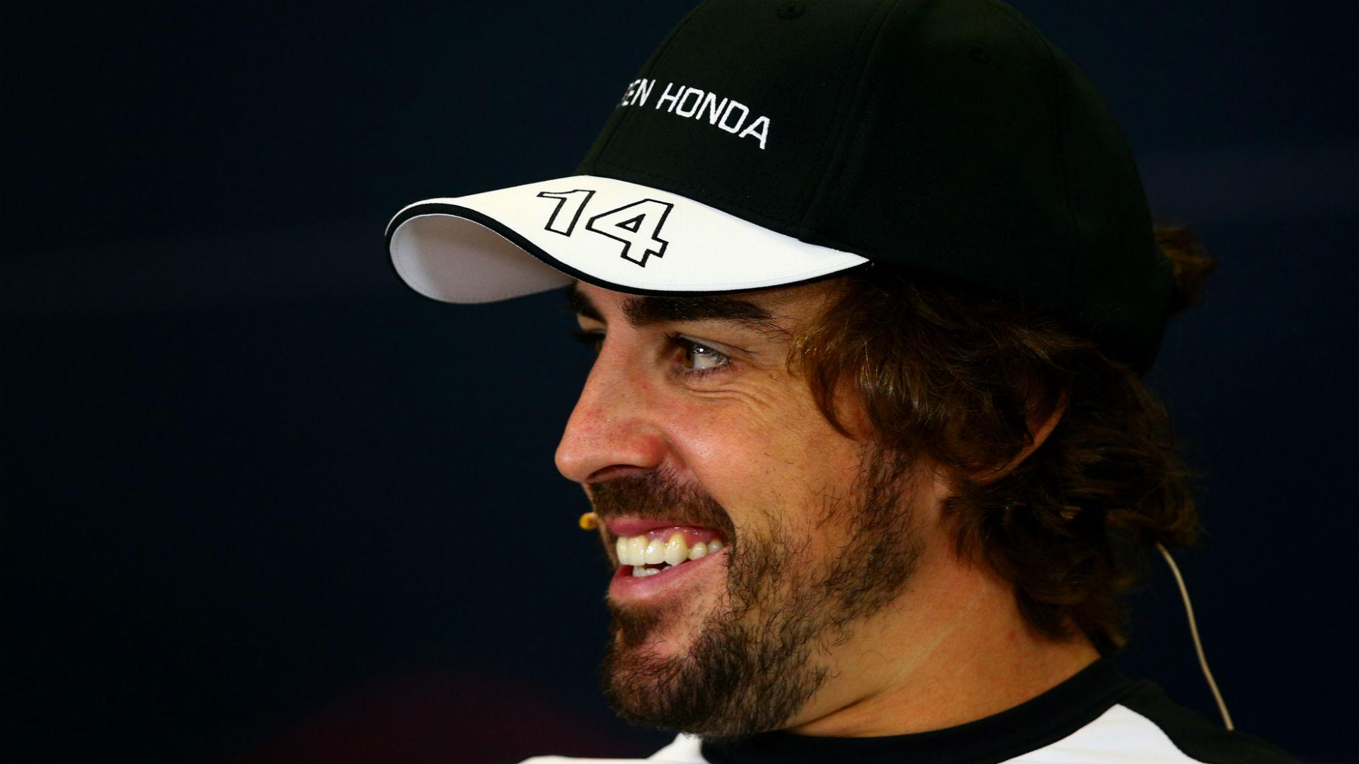 Alonso has no regrets over McLaren switch