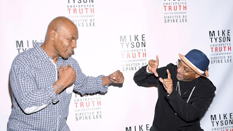 Mike Tyson, Spike Jones