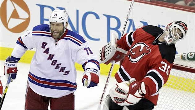 NHL - Wild acquire Rupp in trade with Rangers