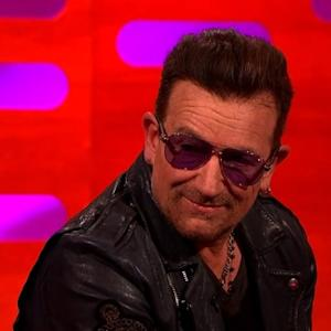 Bono's Medical Reason For Wearing Sunglasses
