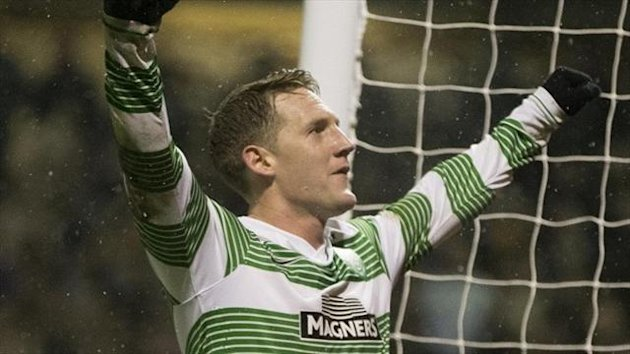 Celtic's Kris Commons