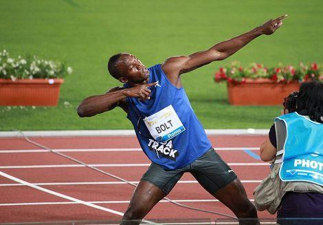 Man, Machine or Beast: Can Anyone Beat Usain Bolt?