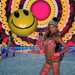 Behind the 2013 Victoria's Secret Fashion Show Trends: PINK Network