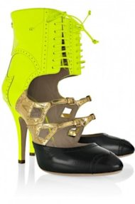 Miu Miu heels, courtesy of Net-a-Porter.com.