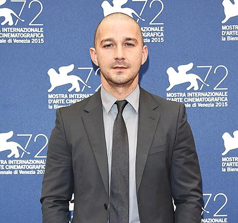 Shia LaBeouf Tweets for First Time Since Arrest