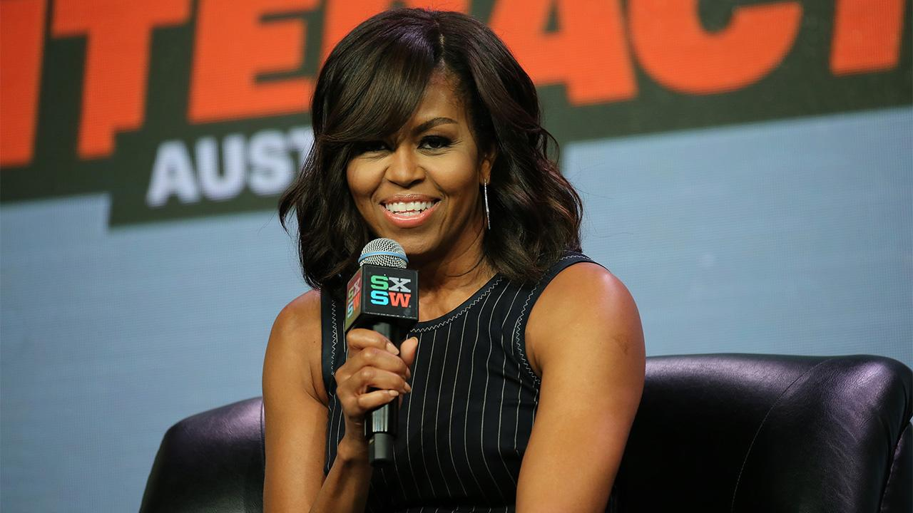 Michelle Obama Debuts Stylish New Bob -- See the Pics!