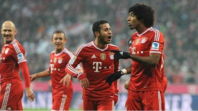 Bundesliga - Face of the future Thiago coming of age in Munich