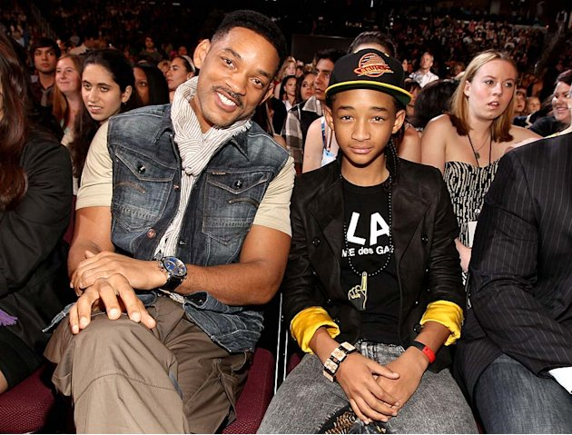 Will Jaden Smith Kids Choice Aw