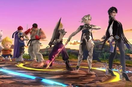 Super Smash Bros' DLC characters fight it out in Nintendo's final trailer