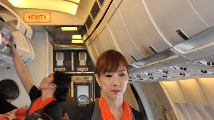 Transsexual Thai air hostesses: gimmick or equality?