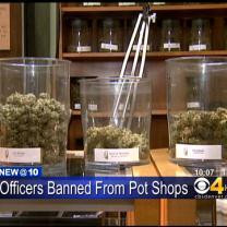 Denver Police Not Allowed To Work At Marijuana Shops