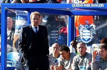 Avoiding relegation 'almost impossible' for QPR, concedes Redknapp