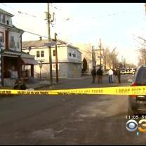 Two Shot In Trenton
