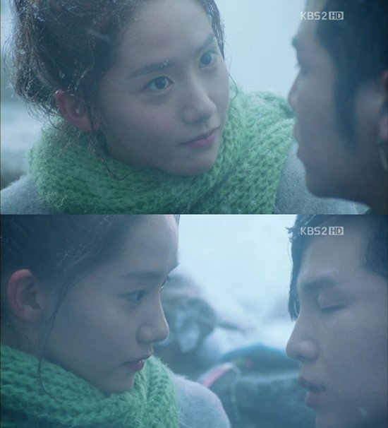 'Love Rain' Yoonah and Jang Geun-sok's romance begins