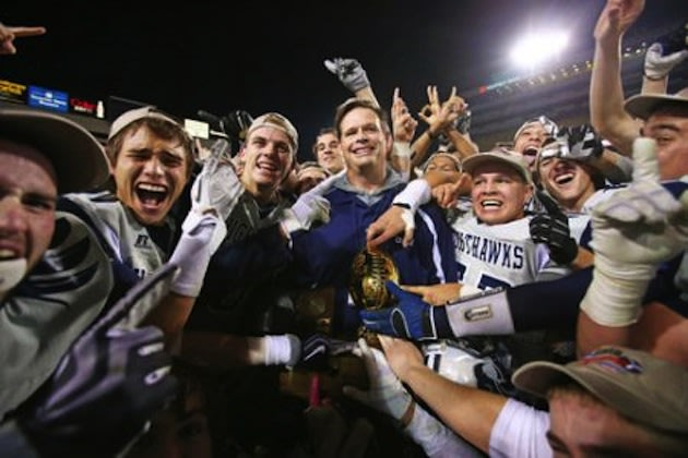 Arizona champ Ironwood Ridge's title defense started with a 5 hour, 32 minute marathon — USA Today