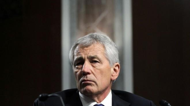 "Chuck Hagel did not receive money from ""Friend of Hamas"" — indeed, the group seems to have been a joke made up by a New York Daily News reporter."