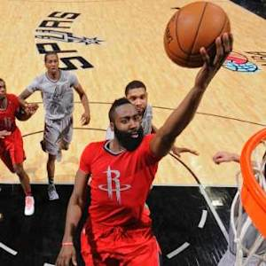 James Harden's Top 10 Plays