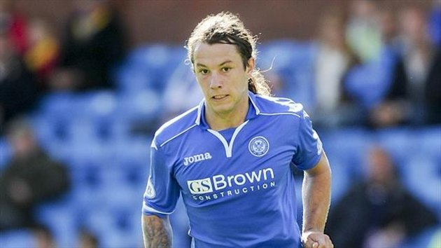 Stevie May scored St Johnstone's opener against Inverness
