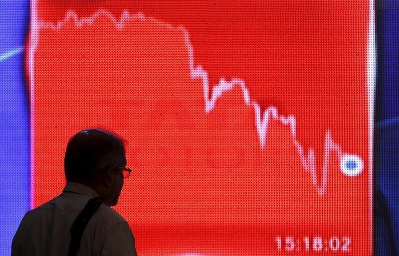 What's behind the global stock market selloff?