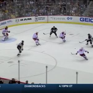 Mike Smith Save on Sidney Crosby (19:55/2nd)