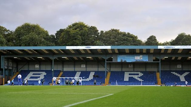 Bury are under another transfer embargo