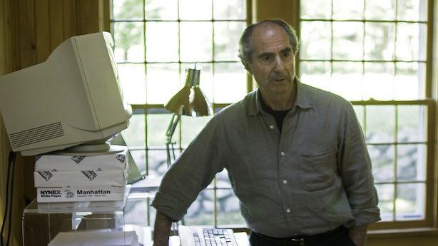 Philip Roth's iPhone Obsession; Penguin E-Books Return to Libraries