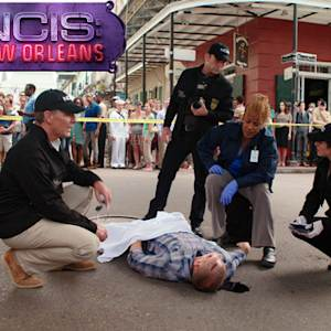 NCIS: New Orleans - A Confusing Crime Scene