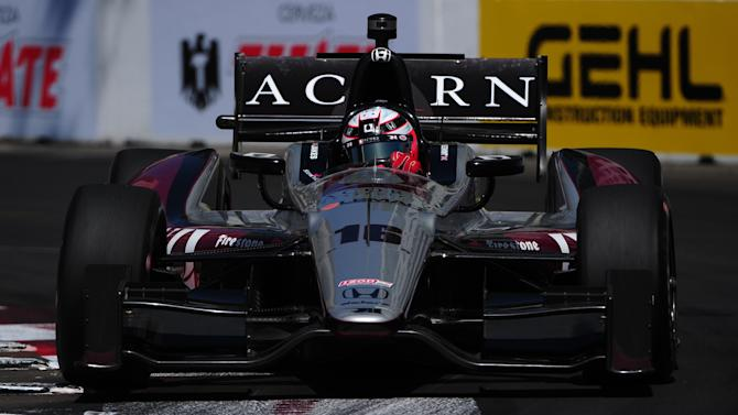 Toyota Grand Prix of Long Beach - Day 2