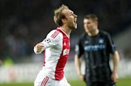 Tottenham make enquiry for Ajax star Eriksen