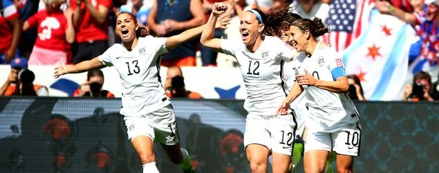 U.S. takes perfectly unpredictable run to Cup glory