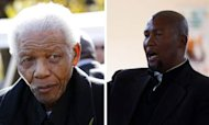 Nelson Mandela's Family In Burial Plot Feud