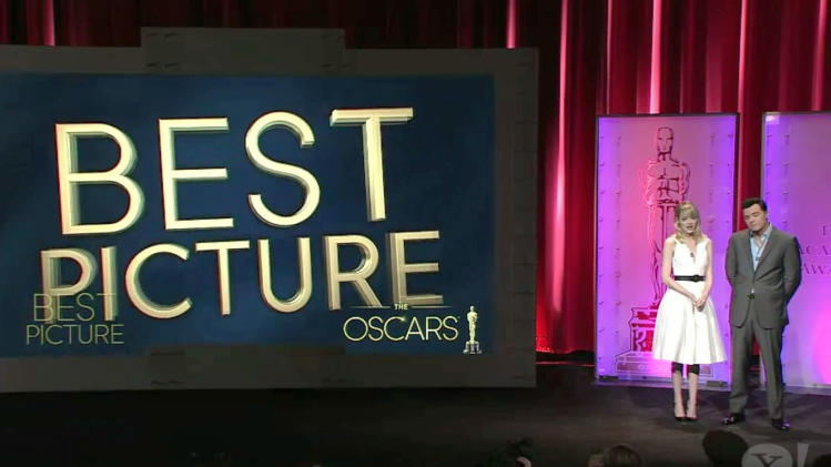 Oscar Nominations: Best Picture