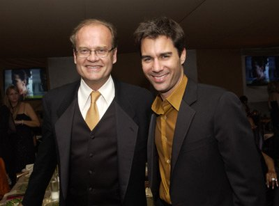 Kelsey Grammer and Eric McCormack