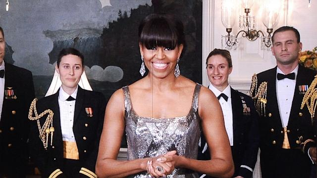 Michelle Obama Names 'Best Picture' in Surprise Oscars Appearance