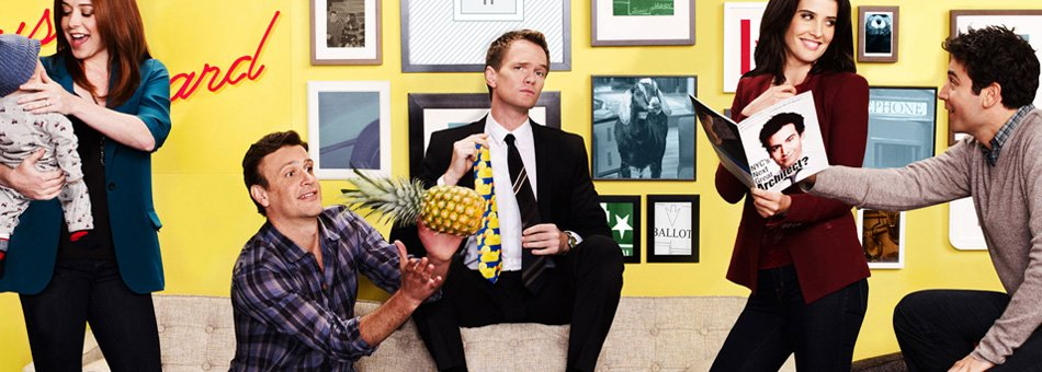 How I Met Your Mother Season 8 Episode 24 (s08e24) Something New