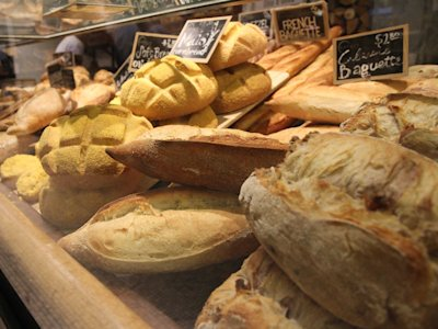 Eataly, Food, Market, bread
