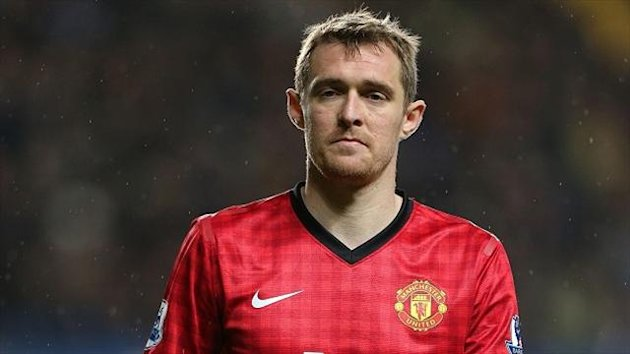 Darren Fletcher has vowed to be patient as he remains on the sidelines